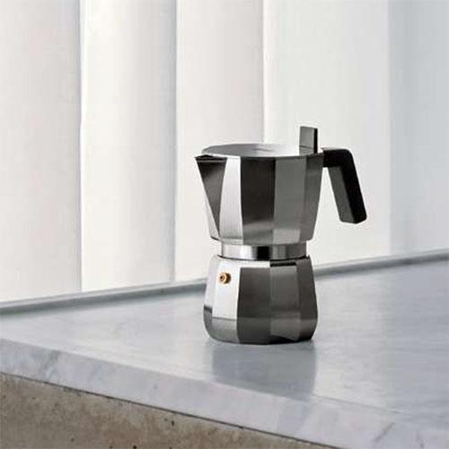 Moka Espresso Coffee Maker by David Chipperfield for Alessi