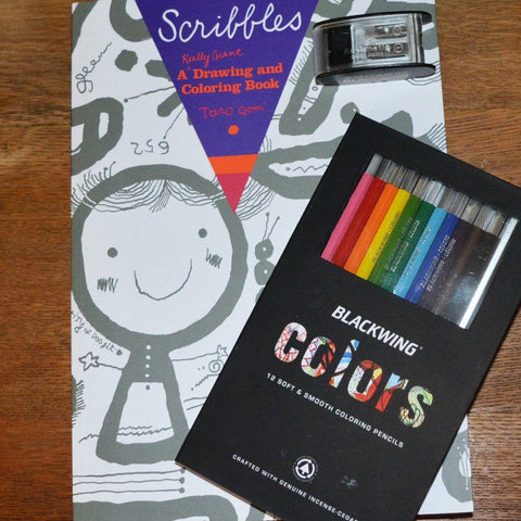 A Coloring Kit from Amuse.