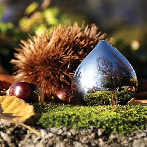 Chestnut Pillbox by Gabrielle Chiave for Alessi