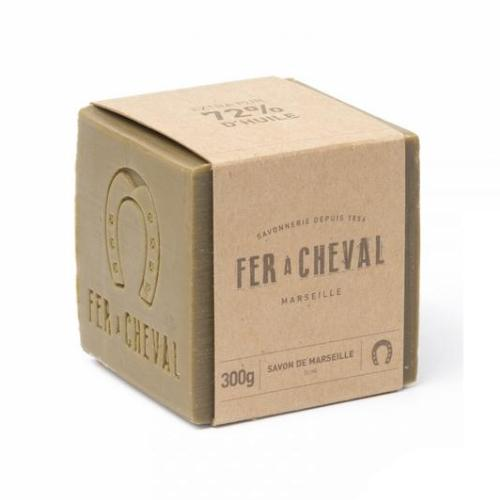 Fer a Cheval Genuine Marseille Olive Oil Soap