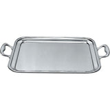 340 Series Rectangular Tray with Handles by Alessi