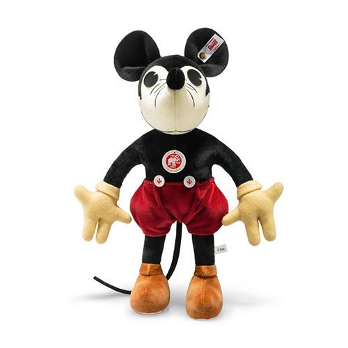 Mickey Mouse, 1934 Version by Steiff