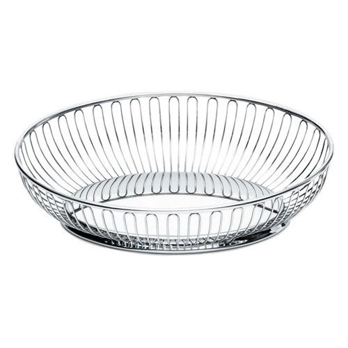 829 Oval Bread Basket and Fruit Bowl by Alessi