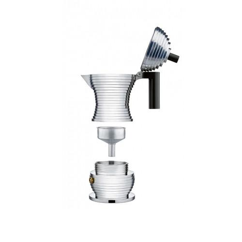 Pulcina Stovetop Espresso Coffee Maker by Michele de Lucchi for Alessi