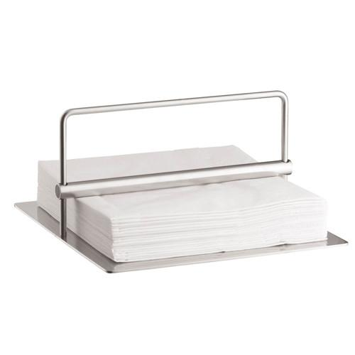 Napkin Holder by Peter Holmblad for Stelton