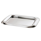 Twist Rectangular Tray by Sambonet