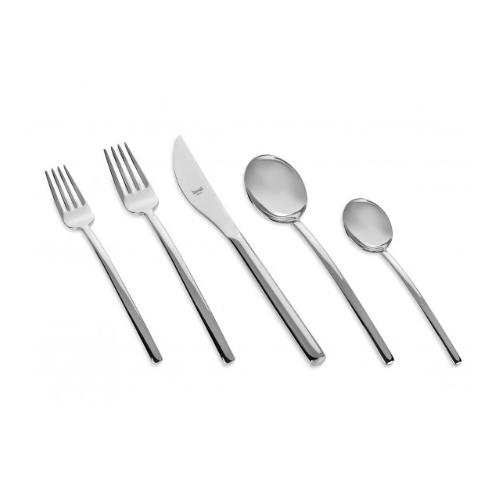 Due 5 Piece Place Setting by Mepra