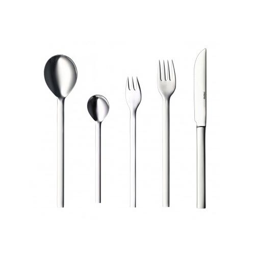 mono-a Mirror 5 Piece Set with Long Table Knife by Mono Germany