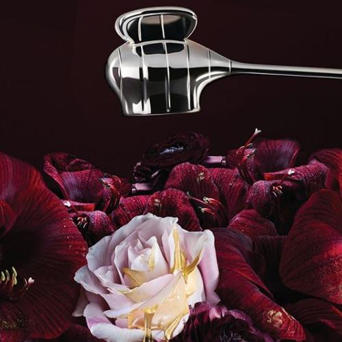 The Five Seasons: Bzzz Candle Snuffer by Marcel Wanders for Alessi