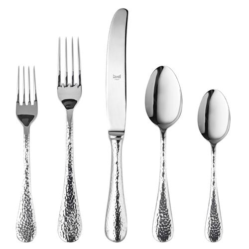 Epoque 5 Piece Place Setting by Mepra