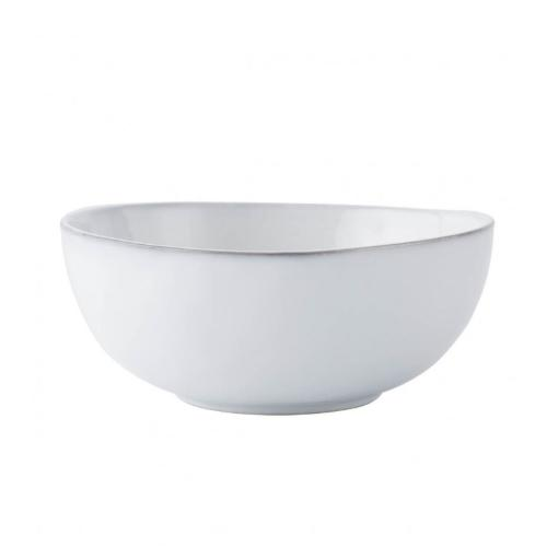 "Quotidien White Truffle 6.5"" Coupe Bowl by Juliska"