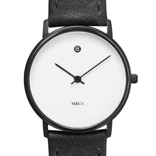Date Watch by Tibor Kalman for M&Co