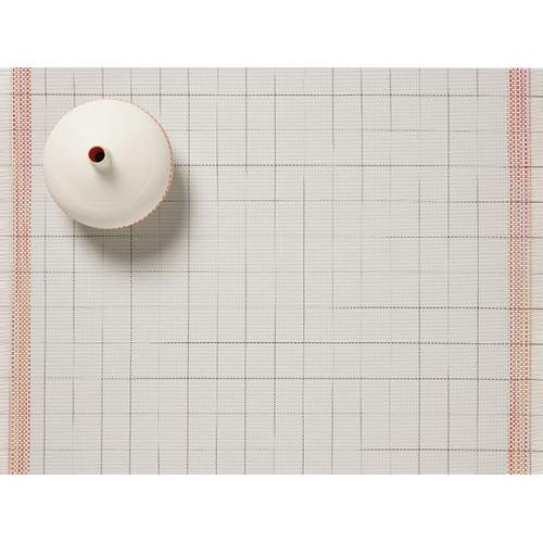Chilewich: Selvedge Woven Vinyl Rectangular Placemats