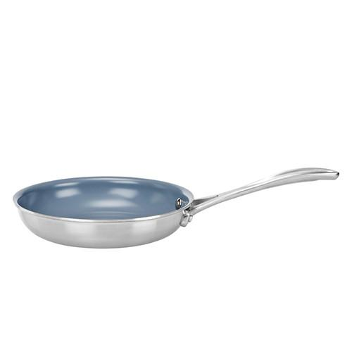 Spirit 3-ply Stainless Steel Ceramic Nonstick Fry Pans by Zwilling