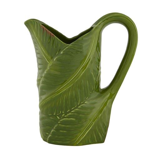 Bananas From Madeira Pitcher by Bordallo Pinheiro