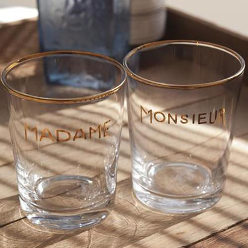 Madame & Monsieur Glass