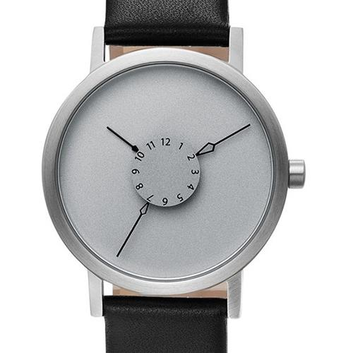 Nadir Watch, Steel by Damian Barton for Projects Watches