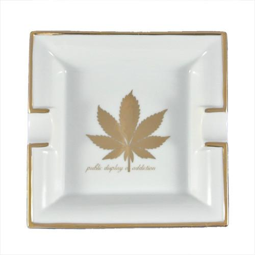 Public Display of Addiction Ashtray by Devall & Allen