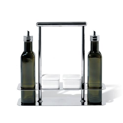 Trattore Set for Olive Oils by Andrea Branzi for Alessi