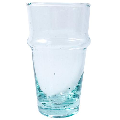 Large Glass, Clear, 10 oz. by Kessy Beldi