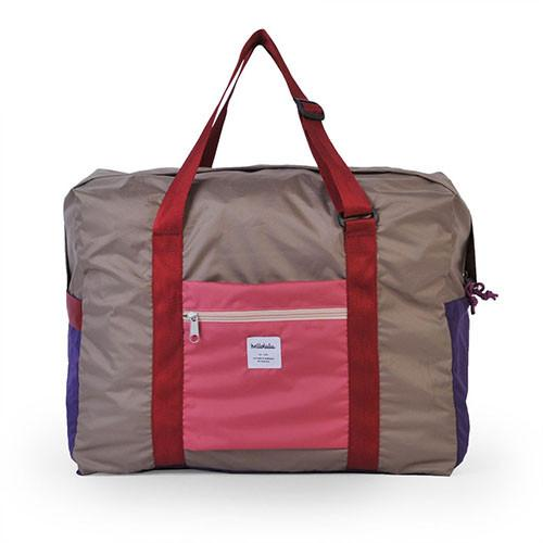 Hali Packable Duffel Bag by hellolulu