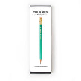 Blackwing Volume 811 Glow in the Dark Limited Edition Pencil, set of 12