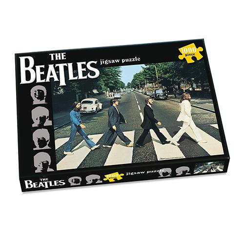 Beatles: Abbey Road 1000 Piece Jigsaw Puzzle