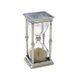 Square Hourglass by Match Pewter
