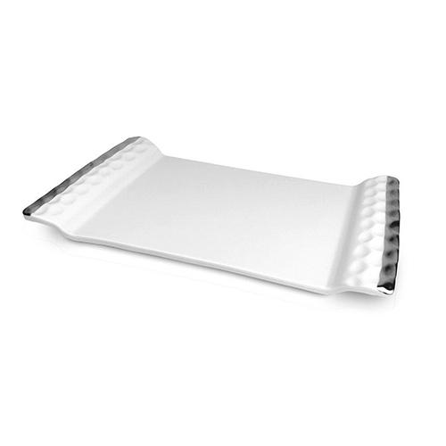 "Truro Giftware Platinum Cheese Tray or Platter, 13"" by Michael Wainwright"