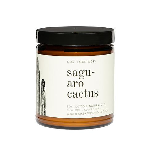 Saguaro Cactus 9 oz Candle by Broken Top Candle Co.