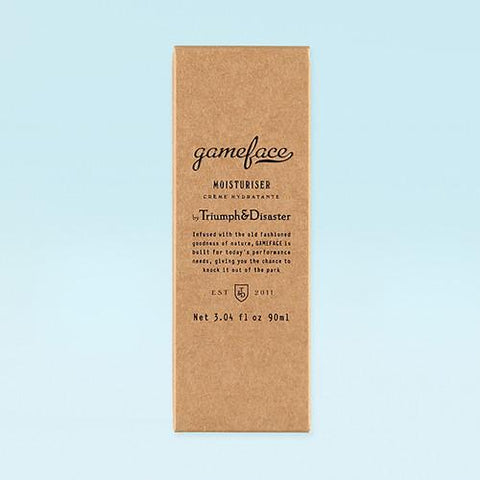 Gameface Moisturizer by Triumph & Disaster