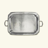 Parma Tray by Match Pewter