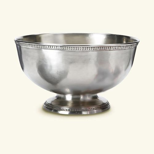 Punch Bowl by Match Pewter