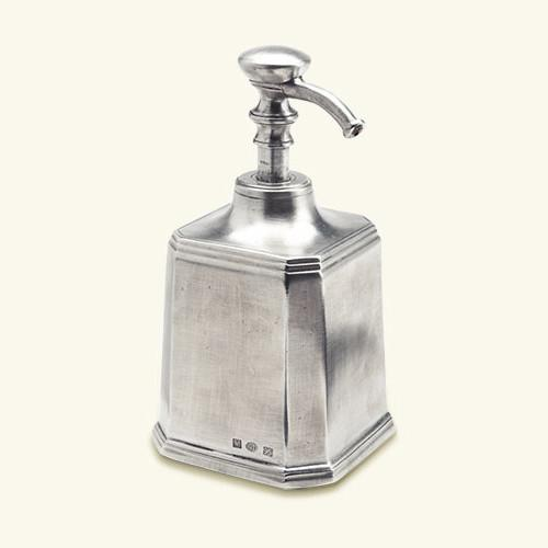 Dolomiti Soap Dispenser by Match Pewter