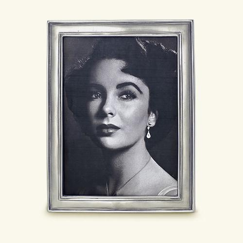 Lugano Large Rectangle Frame by Match Pewter