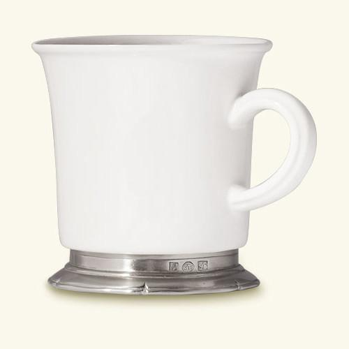 Viviana Mug, Set of 2 by Match Pewter