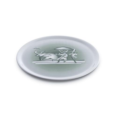#vivanapoli Pizza Plates by Antonio Arico for Alessi