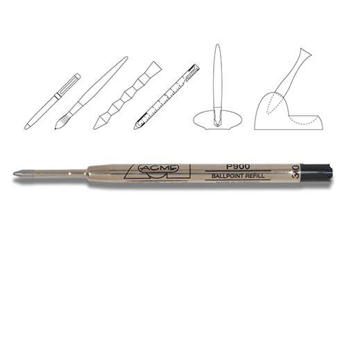 Desk Pen Ballpoint Refill by Acme Studio