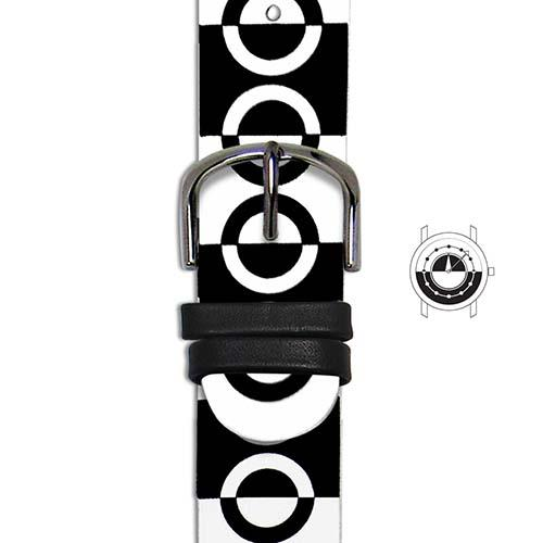 Dia Y Noche Watch Strap for Acme Studio