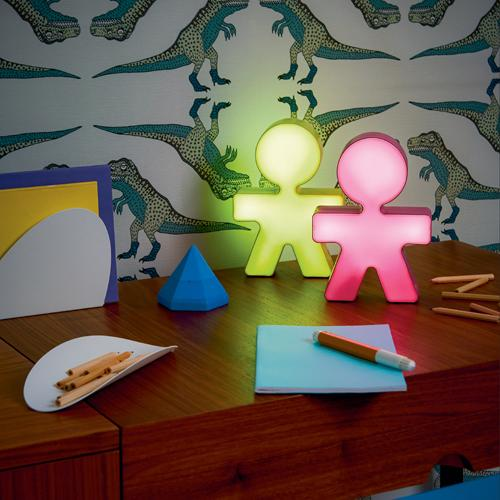 Girotondo Table Lamp by King Kong for Alessi
