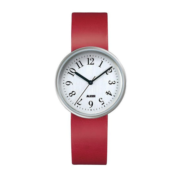 AL6012 Record Wrist Watch, by Achille Castiglioni for Alessi