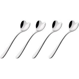 Big Love Coffee and Tea Spoon, set of 4 by Alessi
