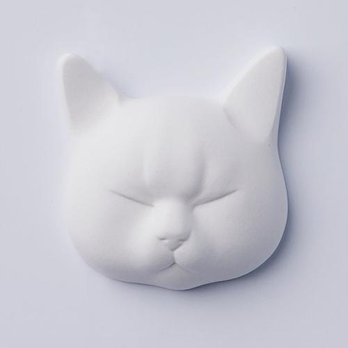 Sleepy Cat Figural Diffuser by Ballon Japan