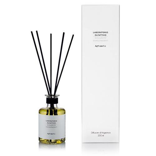 Agrumeto Room Diffuser by Laboratorio Olfattivo