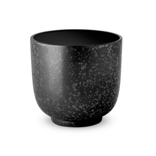 Alchimie Black Cache Pot by L'Objet