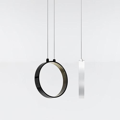 Eclittica Suspension Lamp by Carlotta de Bevilacqua for Artemide