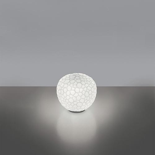 Meteorite Table Lamp by Pio & Tito Toso for Artemide