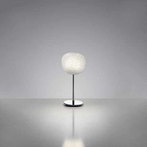 Meteorite Table Lamp with Stem by Pio & Tito Toso for Artemide