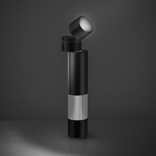 Objective Table Lamp by Jean Nouvel for Artemide