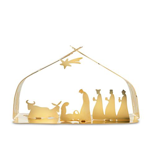 Bark Christmas Creche by Boucquillon & Maaoui for Alessi
